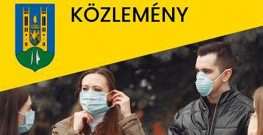 Fót város utcáin, közterületein kötelező maszkot viselni