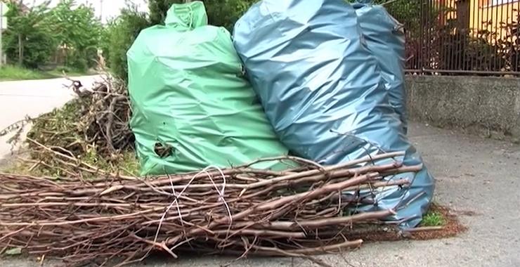 Tájékoztató a házhoz menő zöldhulladék gyűjtés gyakorlatáról