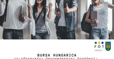 Bursa Hungarica pályázat