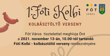 Fóti Kolbi – Kolbásztöltő verseny